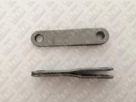 Рычаг шарнира распределительной плиты для экскаватор гусеничный HITACHI ZX200-3 (9724756)