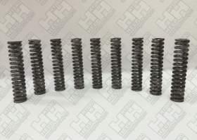 Комплект пружин (1 компл./9 шт.) для гусеничный экскаватор HITACHI ZX650-3 (0818511)