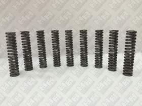 Комплект пружинок (9шт.) для гусеничный экскаватор HYUNDAI R360LC-7 (XJBN-00541)