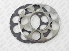 Прижимная пластина, пружина для гусеничный экскаватор VOLVO EC210B LC (VOE14529771, VOE14529772)